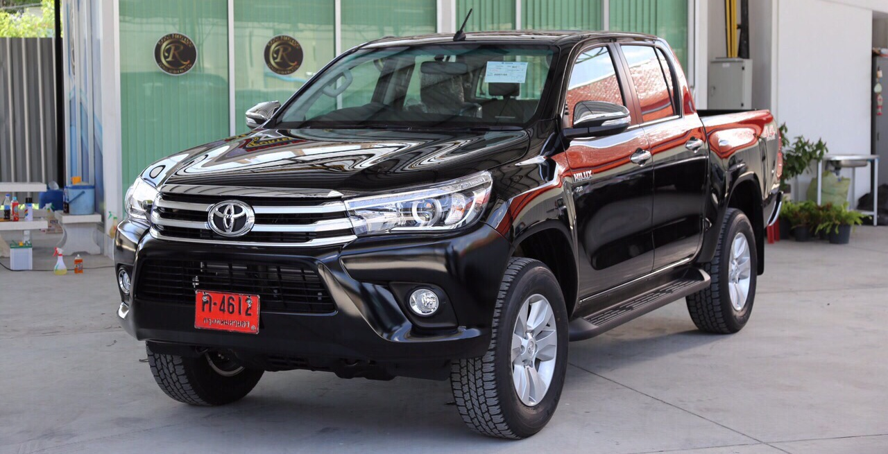 2015 2016 Toyota Hilux Revo Major Change Model Vigo