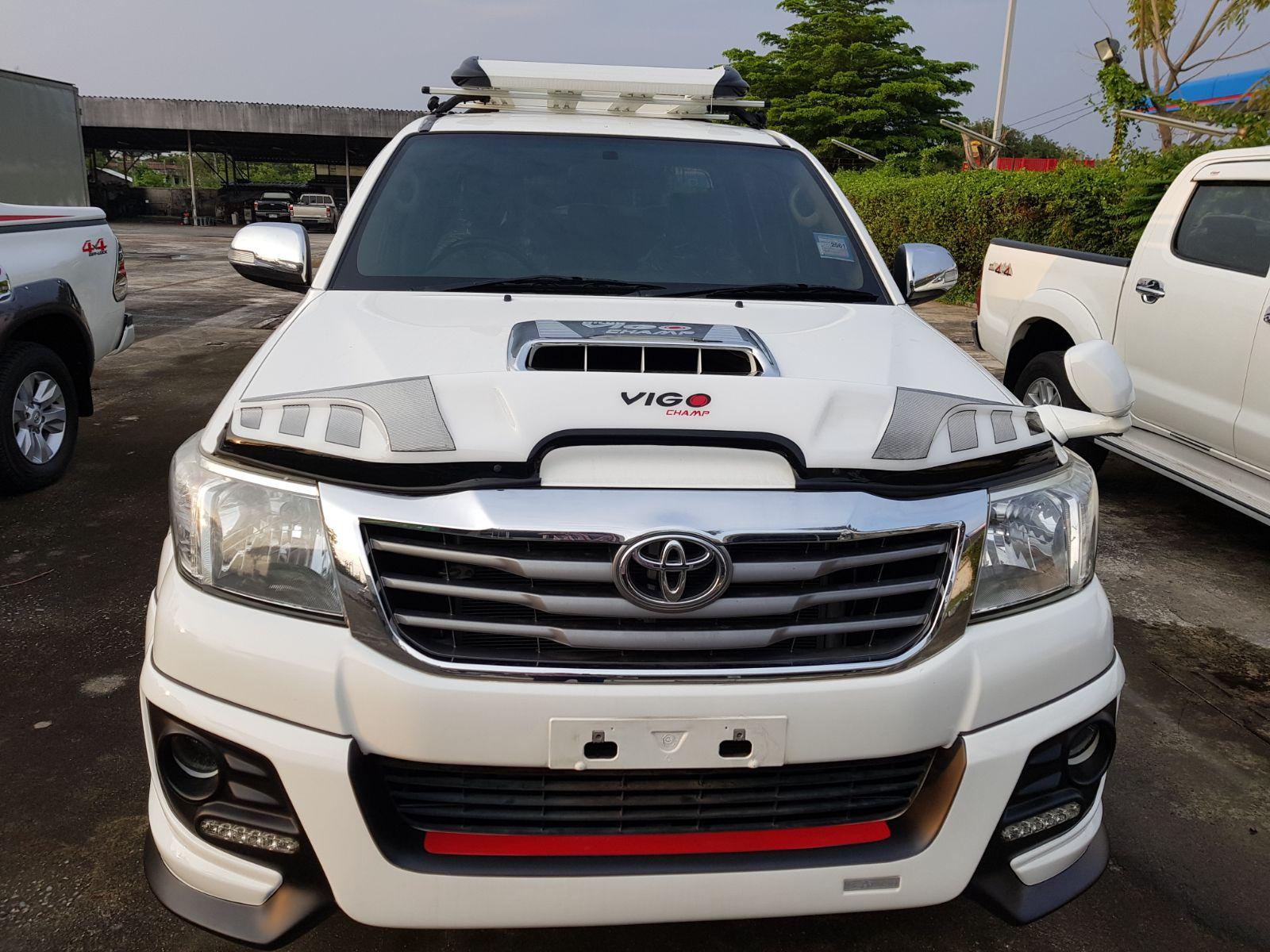 Toyota Dealer Exporter