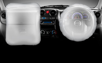 Isuzu Dmax 3000 cc Dual SRS airbags at Thailand's  largest 4WD dealer importer exporter