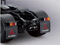 Mitsubishi Fuso FV5138 at Son Motors Thailand can handle heavy load