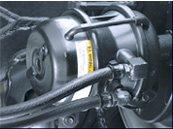 Mitsubishi Fuso FV5138 at Soni Motors Thailand has full air brakes