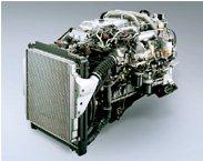 Mitsubishi Fuso FV5138 at Son Motors Thailandi has high-efficiency engine