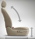 2012 Toyota Hilux Vigo comes with Power Seats