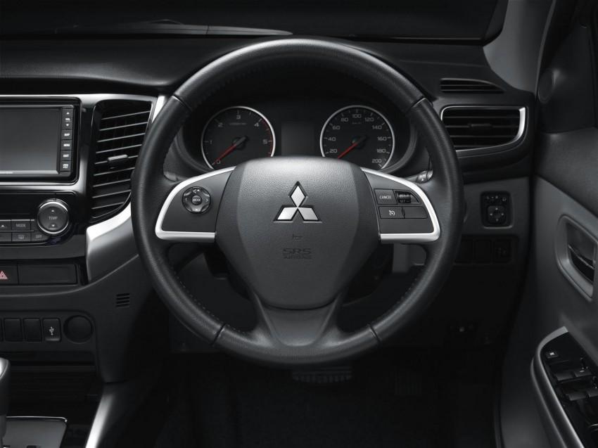 new-2015-mitsubishi-triton-steering
