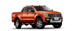 Wildtrak Extra Open Cab Ford Ranger