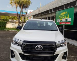 Toyota Hilux Revo Rocco Thailand for sale in country